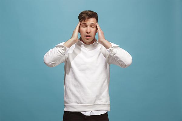 Простые точки для лечения мигрени